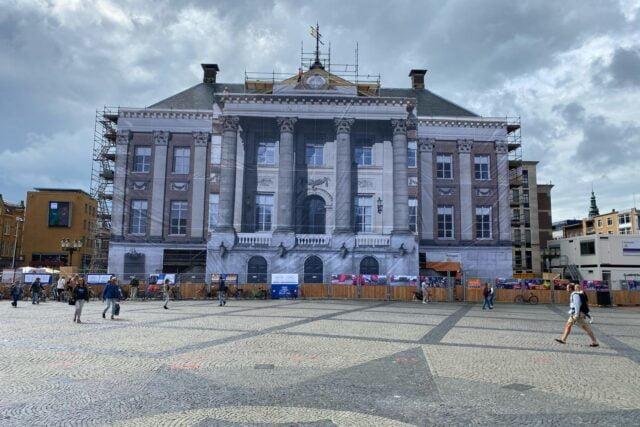 interzeil stadhuis groningen